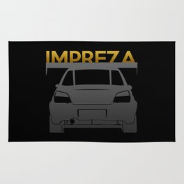 Subaru Impreza Rug