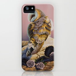 """OCTOBER RAIN"" iPhone Case"