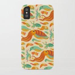 Cuttlefish iPhone Case