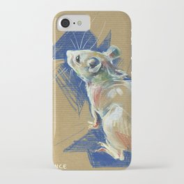 Bêtise the rat iPhone Case