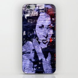 London Graffiti iPhone Skin