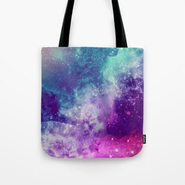 Magical Galaxy Tote Bag