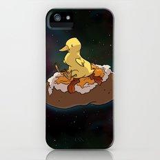 Space Duck iPhone (5, 5s) Slim Case