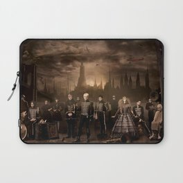 My Chemical Romance - The Black Parade - Wallpaper Laptop Sleeve