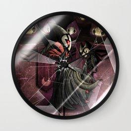 Grimm ritual - hollow knight Wall Clock