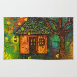 Little House on the Bayou  Rug