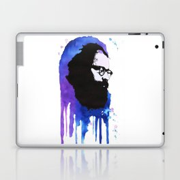 Allen Ginsberg Laptop & iPad Skin