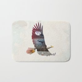 The Eagle Bath Mat
