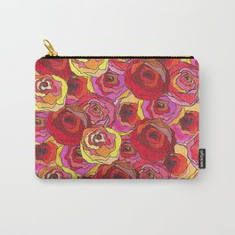 outcast of roses Carry-All Pouch