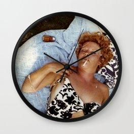 Knackered Wall Clock