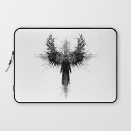 Particles and Angels Laptop Sleeve