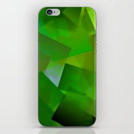 Memory of green paradise ... iPhone Skin