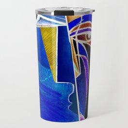 Metaphysical Head Travel Mug