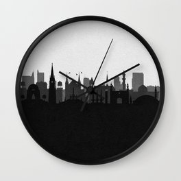 City Skylines: Karachi Wall Clock