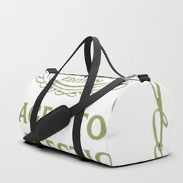 Green-Vintage-Limited-1947-Edition---70th-Birthday-Gift Duffle Bag