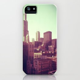 HOME.  iPhone Case
