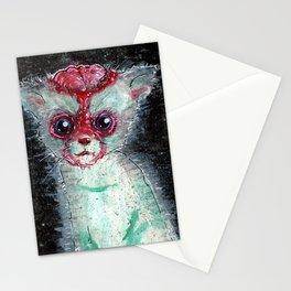 Kitty Popped Stationery Cards