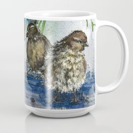 Aloof Coffee Mug
