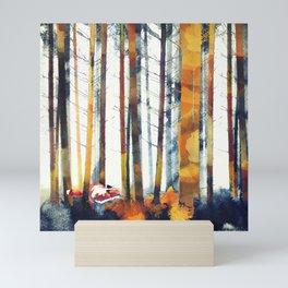 Autumn Hunt Mini Art Print