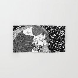 Gustav Klimt - The kiss Hand & Bath Towel