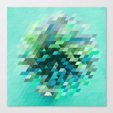 Cluster 2 Canvas Print