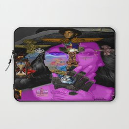 BECAUSE OF YOU Laptop Sleeve