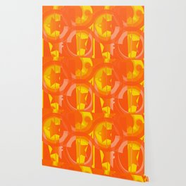 hoe is afraid of orange and yellow Wallpaper
