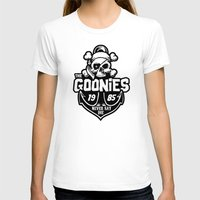 goonies T-shirts featuring The Goonies black by Buby87