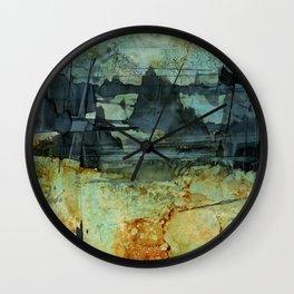EDGE OF ETERNITY Wall Clock