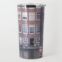 Red Light Canal Travel Mug