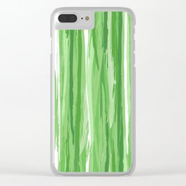textural bliss Clear iPhone Case