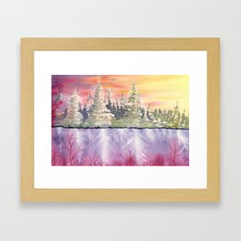 Roots Run Deep Framed Art Print