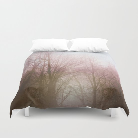 Pink Fairytales Duvet Cover