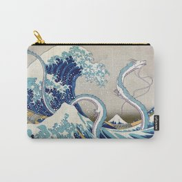 Haku and the Great Wave Carry-All Pouch