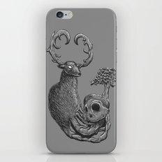 Nature Life Cycle BW iPhone & iPod Skin