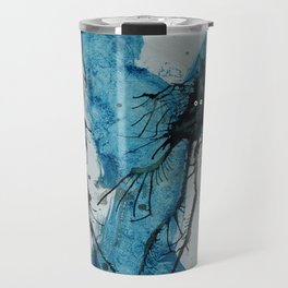 Ink monster- pair Travel Mug