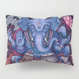 Ganesha Night Pillow Sham