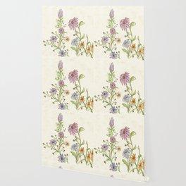Wild Wildflowers Wallpaper