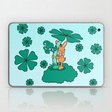 Lucky Bunny Laptop & iPad Skin