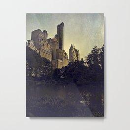 Essex sky Metal Print