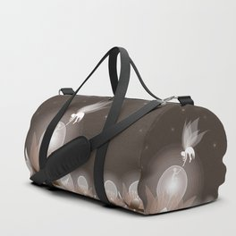 flowers bulb Duffle Bag