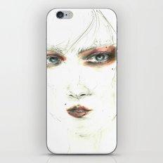 lucia iPhone & iPod Skin