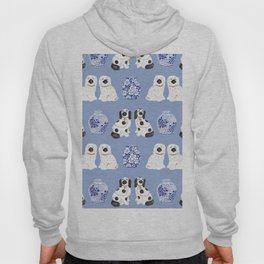 Staffordshire Dogs + Ginger Jars No. 1 Hoody