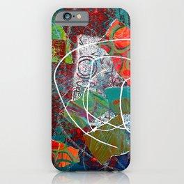 """""""Orange U"""" iPhone Case"""