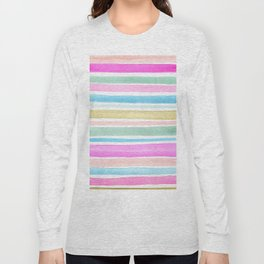 June Stripes Long Sleeve T-shirt