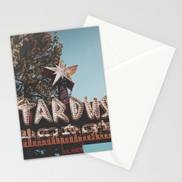 The Stardust Lodge Stationery Cards