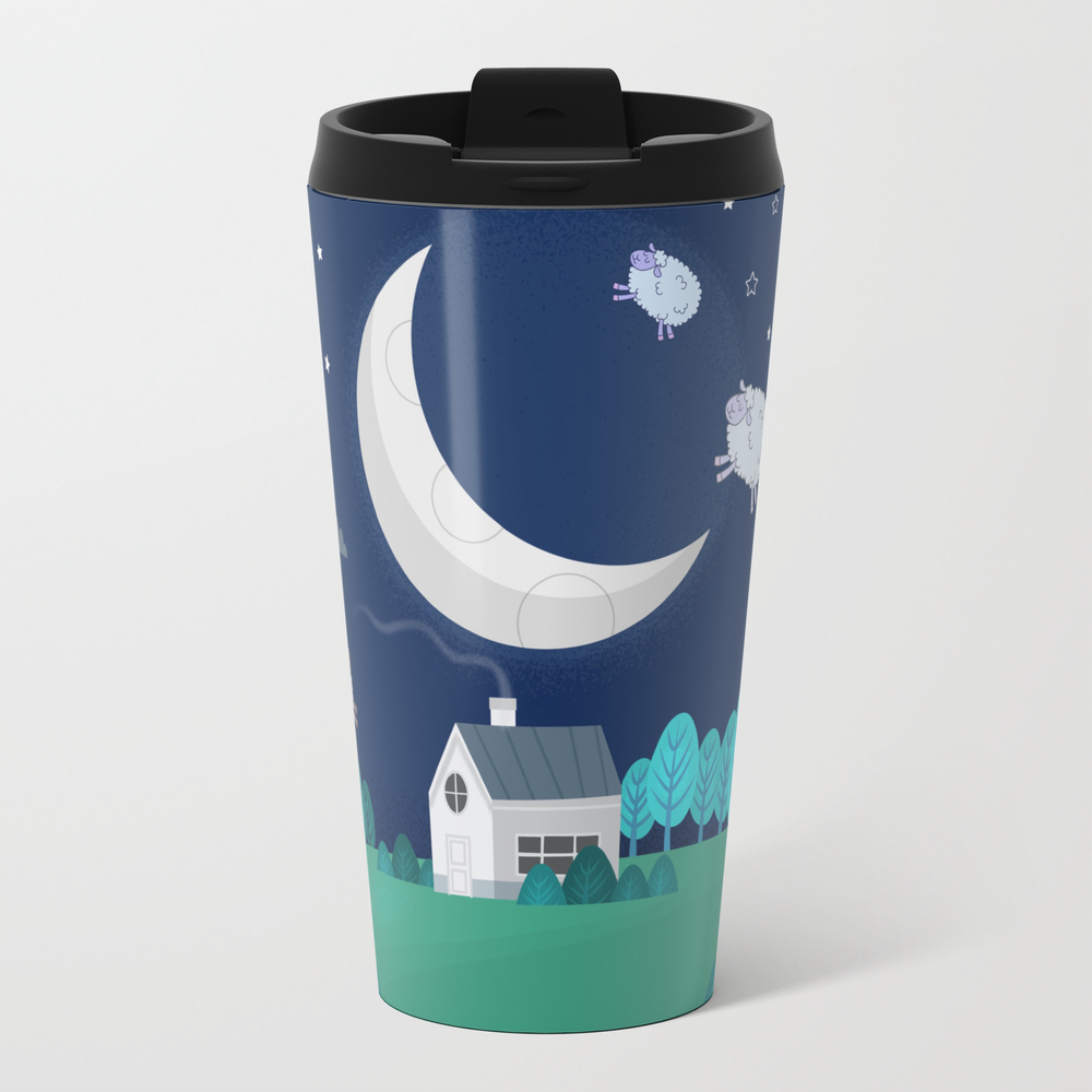 What The Sheep Do While You Sleep Travel Mug TRM7953777