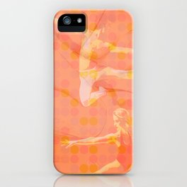 Baile III iPhone Case