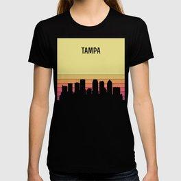 Tampa Skyline T-shirt