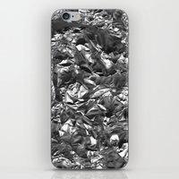 heavy metal iPhone & iPod Skins featuring Heavy Metal Crush by BruceStanfieldArtist.DarkSide